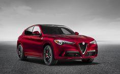 Los Angeles 2016 : l' Alfa Romeo Stelvio enfin devoile !