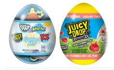 Spring Mix Variety Egg Celebrate the season with the new Spring Mix Variety egg. Each clear plastic egg includes a mix of Ring Pop, Baby Bottle Pop, Juicy Drop Pop and Push Pop candy in an assortment of flavors including Strawberry, Blue Raspberry and Knock of Punch. Juicy Drop Gummies Easter Egg Enjoy the perfect mix of sweet and sour with Juicy Drop Gummies Easter eggs. Each egg contains one full-size gummy pack of delicious Juicy Drop Gummies Knock out Punch Push Pop Candy, Justice Toys, Birthday List, Birthday Ideas, Raspberry, Strawberry, Pastel Candy, Spring Mix, Easter 2020