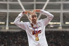 Mo Farah blasts rivals who tried to bully him out of gold | Daily Mail Online