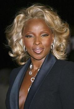 One of my favs. Mary J.!