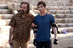 Logan Lerman in Percy Jackson Sea of Monsters