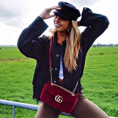 """464 Likes, 7 Comments - ⠀⠀⠀⠀⠀⠀⠀⠀ ❝ Romee Strijd ❞ (@dutchieromee) on Instagram: """"This Gucci bag is everything and this smile // @romeestrijd"""""""