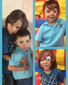 The Bboys had a blast at their friend Elias 5th birthday party. Have a great weekend everyone!  #weekend #fun #party #birthdayparty #kids #toys #games #brothers #spiderman #facepainting #kids #youtube #bboys http://unirazzi.com/ipost/1509177337730810558/?code=BTxrMrug8K-