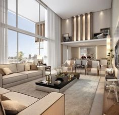 See this fantastic penthouse decorated by luxury brands #luxurypenthouse #interiordesign #contemporaryhotels #modernfurniture #luxuryplaces #furniture #livingroom #bedrooms #hotels #inspiration #contemporaryhome #luxurypenthouse #luxuriouspieces