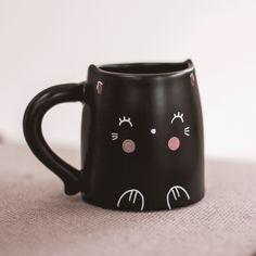 Cheeky Cat Mug - Moggie Mug