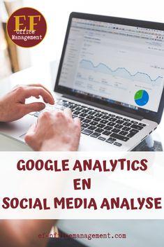 Zie hoeveel mensen via social media naar je website gaan èn van welk social media kanaal ze komen. En hoe zit het met de conversie? En de gebruikersstroom? Vind de uitleg in dit artikel.  #socialmedia #analytics #conversie #va #obm #efofficemanagement