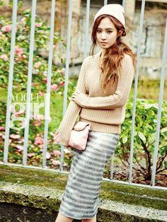 Tiffany and Yuri turn to beautiful women in Milano for 'Vogue Girl' | allkpop.com