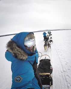 T-minus 1 week. Prepare yourself. Get ready. This was where it all started. My journey. My adventure. Yours will too. In one week the new group from all over the world will meet up in Stockholm getting their gear and training before Fjällräven Polar 2018 begins. . The feeling is still inside me. The cold the sound from the sled against the icy surface. The dogs running the wind blowing in your face. To get a dose of nature this extreme was a life changer for me. To experience how small you…