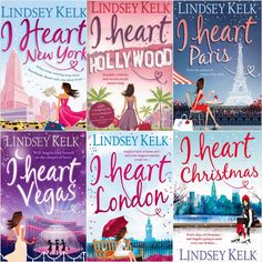 I Heart Series by Lindsey Kelk