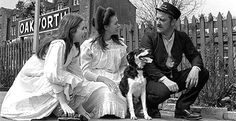 Sally Thomsett, Jenny Agutter and Bernard Cribbins in the 1970 film of The Railway Children