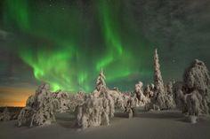 Zoek het Noorderlicht - Fins Lapland (Doen!) - Finland - Droomplekken