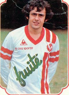 Michel Platini, As Nancy, Nancy France, Arsene Wenger, Most Popular Sports, Lorraine, Football Shirts, Alsace, Mens Tops