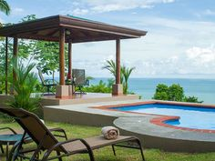 VRBO.com #3805302ha - Playa Dominical Private 25 Acre Estate with Amazing Front Row Ocean Views!!