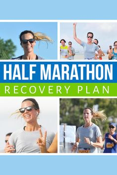 Half Marathon Recovery Plan: When to Run? - RunToTheFinish - Half M. - Half Marathon Recovery Plan: When to Run? Half Marathon Plan, Half Marathon Motivation, Half Marathon Training Plan, Marathon Tips, Marathon Running, One Song Workouts, Mini Workouts, Cheer Workouts, Morning Workouts