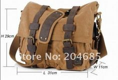 558423c25fae canvas leather luggage - Google Search Military Fashion