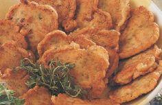 Scallop Fritters recipe