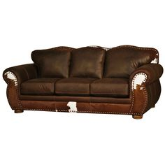 Western Furniture: Legend Dejavu Holster Sofa|Lone Star Western Decor