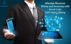 SAP cloud product that provides agility and increases transparency across the revenue management process from customer engagement to revenue recognition. At Acuiti Labs, we can help you generate revenue with Hybris Cloud solutions that simplify and synchronize your ordering and billing processes with an automated Cloud approach. Visit us today >> https://acuitilabs.co.uk/hybris-billing/