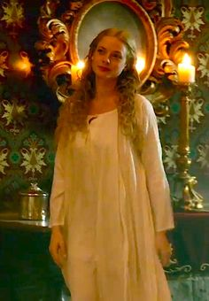 Unlike Arthur, Clarissa has a very different view of Uther. She doesn't love him. In fact, she hates him, and blames him for the bad things that are happening in Camelot. She just doesn't want to kill him, because she knows that it would crush Arthur, whom she loves.