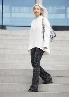Cosy Knits #knit #knitwear #zara #oversized #fallsinpiration #bloggerstyle #streetstyle #hamburg #city #lalaberlin