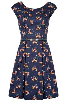 Louche Julita Deer Dress - WANT!