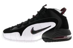 reputable site 255cd dec40 The Nike Air Max Penny 1 Black White (Oympics) is featured in new images  and it s dropping at Nike stores very soon.