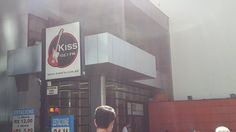 Rádio Kiss FM em São Paulo.