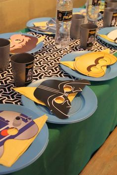 Lego Star Wars Party via Kara's Party Ideas | KarasPartyIdeas.com (19)