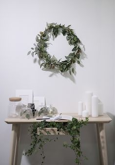 My styling for Ikea Christmas event / part I