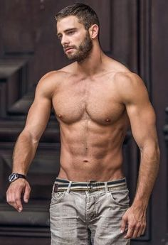 Very masculine, very sexy!