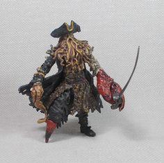 Pirates of the Caribbean - Davy Jones - Action Figure - Davy Jones' Locker, Pirates Of The Caribbean, Action Figures, Ebay, Art, Davy Jones, Art Background, Kunst, Gcse Art
