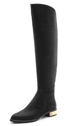 8d9332fad248a Boutique 9 Alberina Over the Knee Boots On Shoes