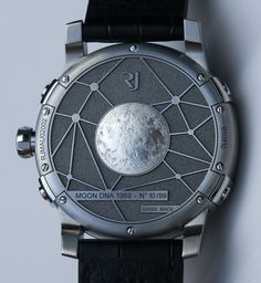 Romain Jerome 1969 Heavy Metal Silicium and Meteorite Watches Hands-On