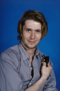 Gary Oldman. At a very young age. Obviously.