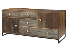One Kings Lane - Loft Living - Riley Dresser: A little out there but interesting...