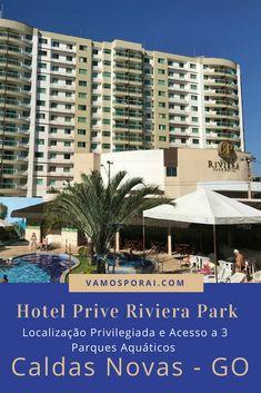 Que tal se hospedar num hotel bem localizado em Caldas Novas e que te dará direito a conhecer 3 parques aquáticos? Confira #Caldasnovas #viajar #ferias #Goias #Dicasdeviagem #Brasil #hotel #hospedagem