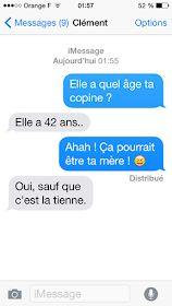 20 Conversations les plus hilarantes : Pires Calshs et SMS drôles (2018) | SMS d'amour et Messages drôles
