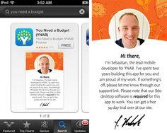 you need a budget app store screenshots