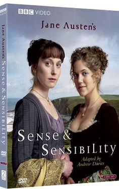 Sense & Sensibility (2008) at BBC Shop From acclaimed writer Andrew Davies (BBC's Pride and Prejudice starring Colin Firth) comes this enchanting new adaptation of Jane Austen's classic novel about love and marriage. Marianne Dashwood wears her heart on her sleeve when she falls in love with the charming but unsuitable John Willoughby, ignoring her sister Elinor's warning that her impulsive behavior leaves her open to gossip and innuendo.