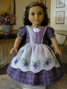 hankie dresses for american girl dolls - Google Search