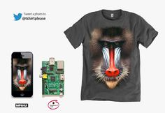 The Raspberry Pi is a tiny and affordable computer that you can use to learn programming through fun, practical projects. Join the global Raspberry Pi community. Eco Clothing, Learn Programming, Fashion Brand, Raspberry, Shirt Designs, Teaching, Mens Tops, T Shirt, T Shirts