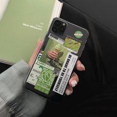 Green Ice cream TokSick Phone Case - iPhone 12 Pro Max