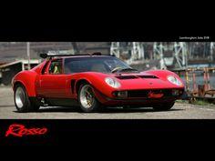 Lamborghini jota SVR オリジナルのイオタだとずっと思っていたけど・・・。