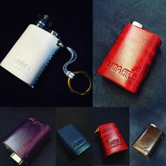 istick pico skin white leather(custom order) le gath shoulder red(custom order) le gath shoulder purple le gath shoulder dark brown  mini volt skin oil leather navy le gath shoulder red + brass attachment  #vape #radcustoms #istickpico #minivolt #istickpicoskin #minivoltskin #leatherskin #leathercase #leathercraft #leatherworks #vapelife #vapefam #vapestagram #vapeon #vapecommunity #vapeporn #vapelyfe #customvapes #vape愛 #ベイプ愛 #radskin
