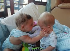 """BabyYumYum Influencer Article: Leaning into life by Amy Lalouette. """"Slytherin Baby has discovered boys,"""" I informed Himself. Himself whipped his head . Baby L, Mom And Baby, Mystery Parties, First Time Parents, The Thing Is, Screwed Up, Baby Needs, Nursery Rhymes, Slytherin"""