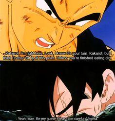 #Vegeta #Goku