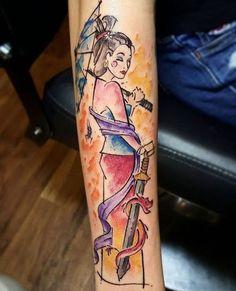 Perfil reúne as tattoos mais lindas de quem é apaixonado pela Disney | Virgula