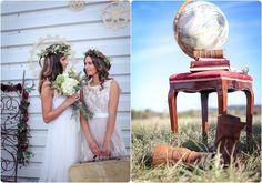 inspiration-vintage-wedding-mariage-vintage-18 planned by Laura Dova Weddings www.lauradovaweddings.com