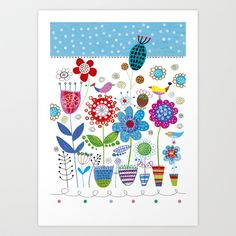 flower power by Marianna Jagoda