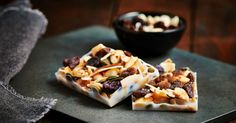 Coconut Nut Bar - Great snack on the go!